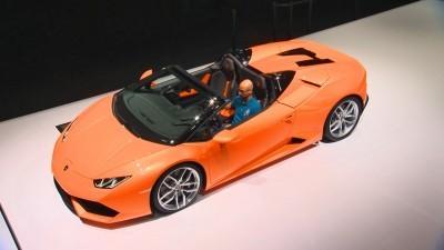 2016 Lamborghini Huracan SPYDER - Roof Sequence Stills 37 copy