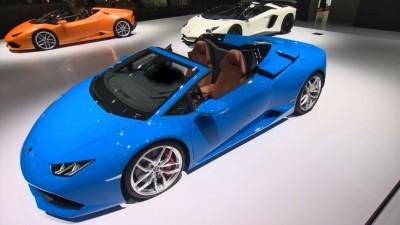 2016 Lamborghini Huracan SPYDER - Roof Sequence Stills 83 copy