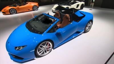 2016 Lamborghini Huracan SPYDER - Roof Sequence Stills 87 copy