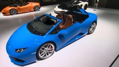2016 Lamborghini Huracan SPYDER - Roof Sequence Stills 90 copy