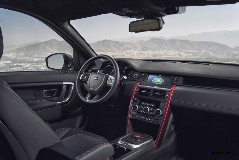 2016 Land Rover Discovery Sport DYNAMIC 12