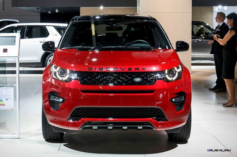 2016 Land Rover Discovery Sport DYNAMIC 2