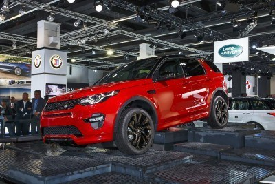 2016 Land Rover Discovery Sport DYNAMIC 5