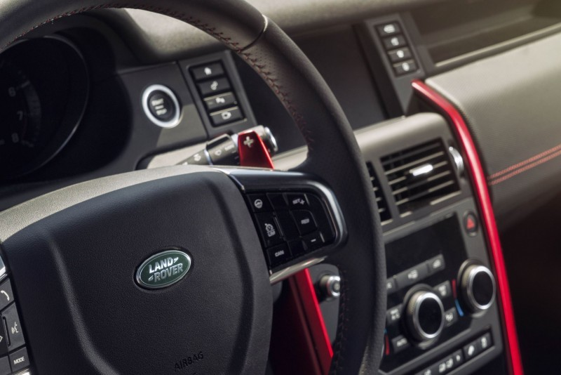 2016 Land Rover Discovery Sport DYNAMIC 9