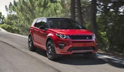 2016 Land Rover Discovery Sport DYNAMIC Edition 11