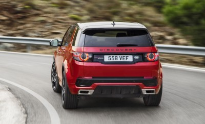 2016 Land Rover Discovery Sport DYNAMIC Edition 12