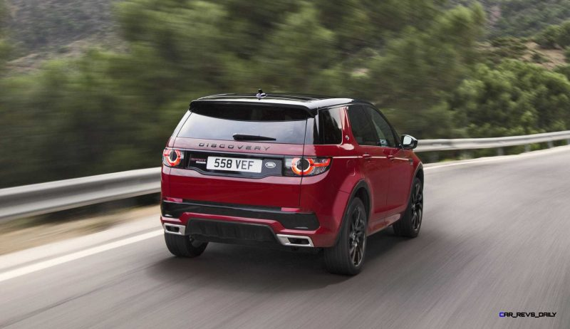 2016 Land Rover Discovery Sport DYNAMIC Edition 13