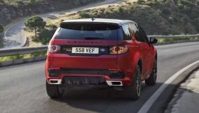 2016 Land Rover Discovery Sport DYNAMIC Edition 14