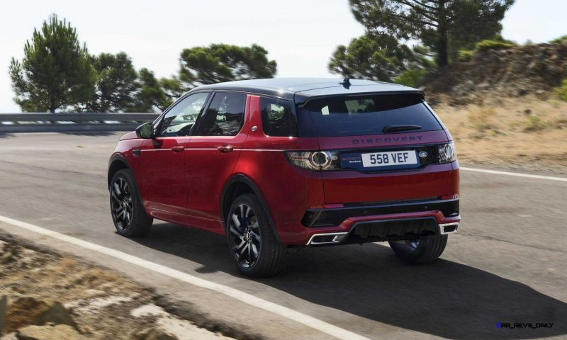 2016 Land Rover Discovery Sport DYNAMIC Edition 15