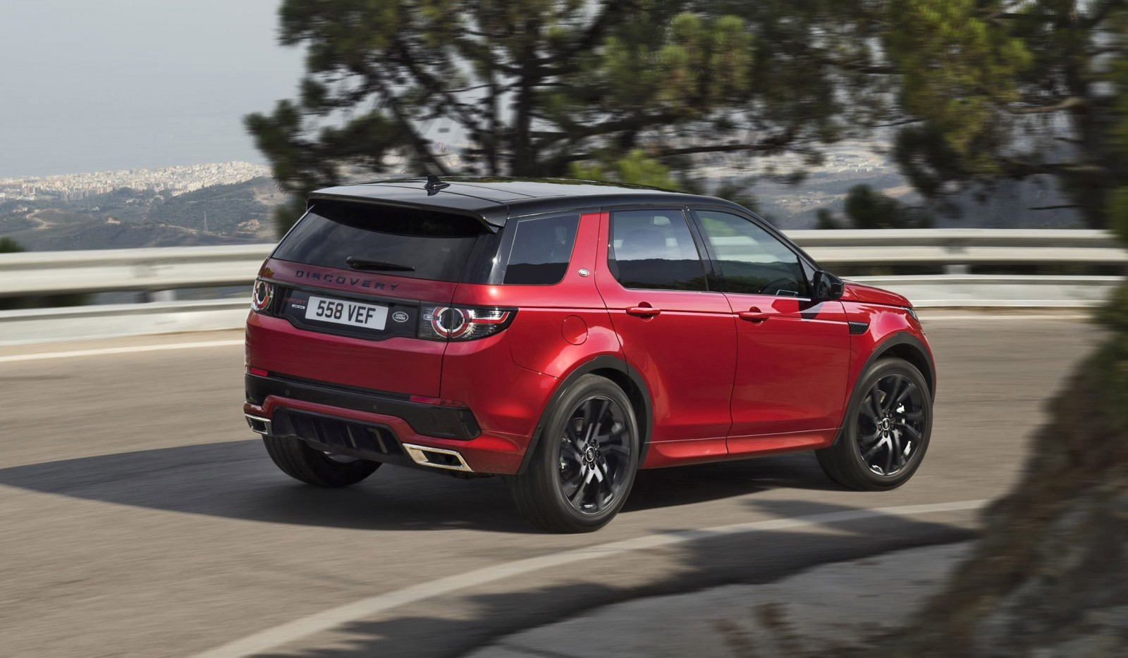 2016 Land Rover Discovery Sport Dynamic