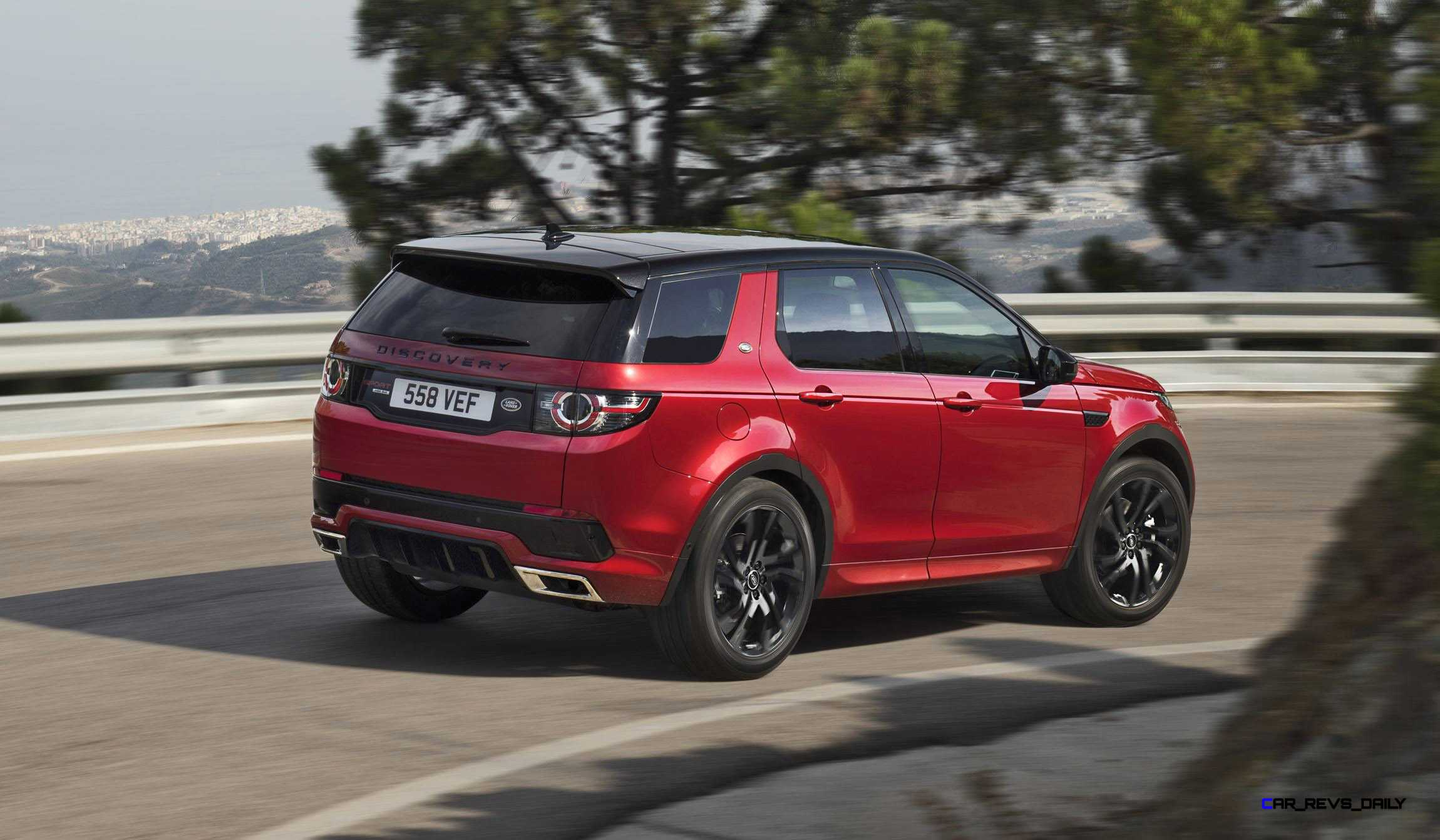 2016 Land Rover Discovery Sport DYNAMIC Edition 16