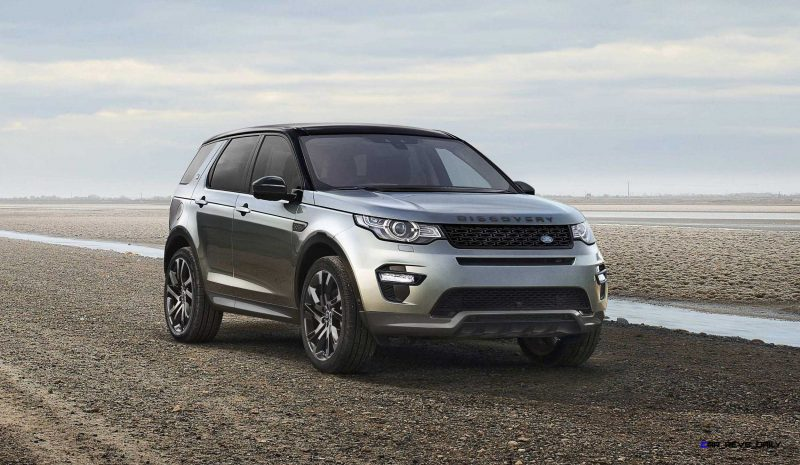 2016 Land Rover Discovery Sport DYNAMIC Edition 3