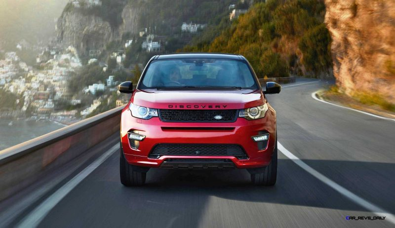 2016 Land Rover Discovery Sport DYNAMIC Edition 4
