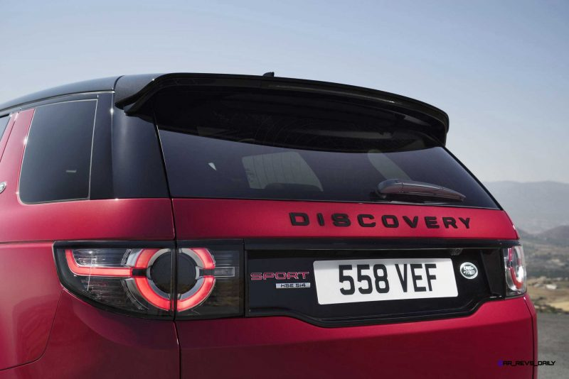2016 Land Rover Discovery Sport DYNAMIC Edition 7
