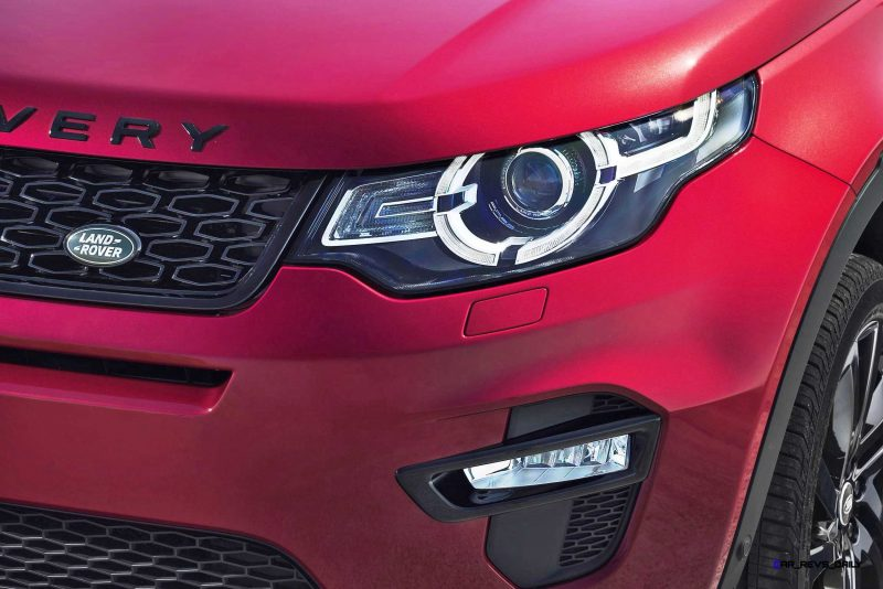2016 Land Rover Discovery Sport DYNAMIC Edition 9