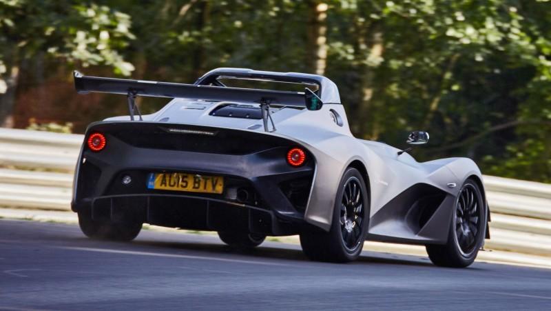 211/ Lotus Nuerburgring test