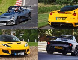 2.8s, 450HP 2016 Lotus 3-Eleven Nearing 7-min Nurburgring Laptime + Evora 400R Now Shipping!