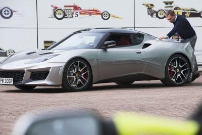 2016 Lotus Evora 400R 4