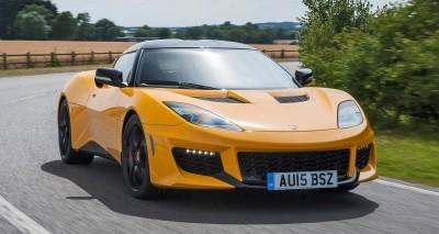 2016 Lotus Evora 400R 5