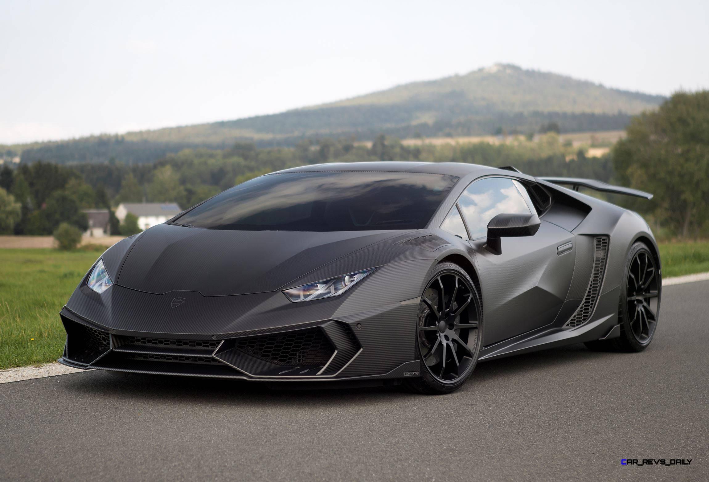 2016 MANSORY Lamborghini Huracan TOROFEO 1 ...