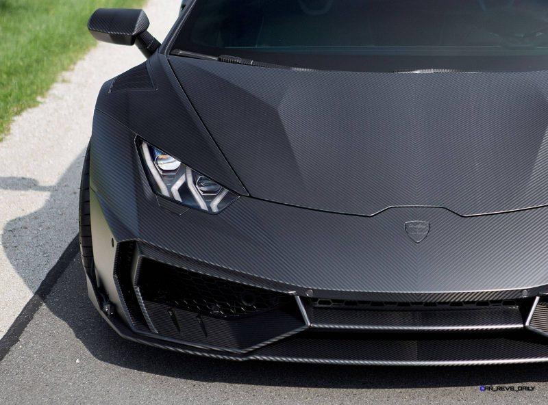 2016 MANSORY Lamborghini Huracan TOROFEO 12