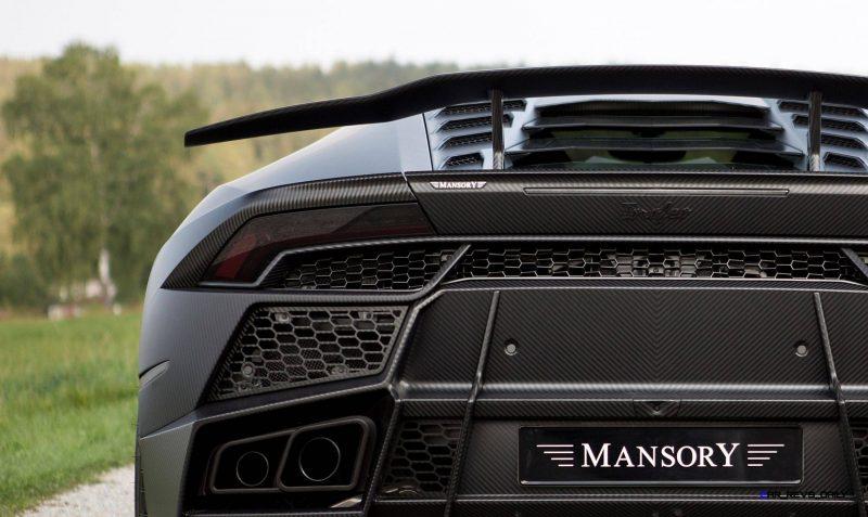 2016 MANSORY Lamborghini Huracan TOROFEO 14