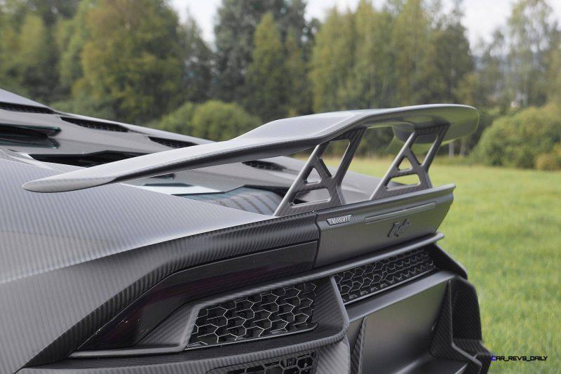 2016 MANSORY Lamborghini Huracan TOROFEO 15
