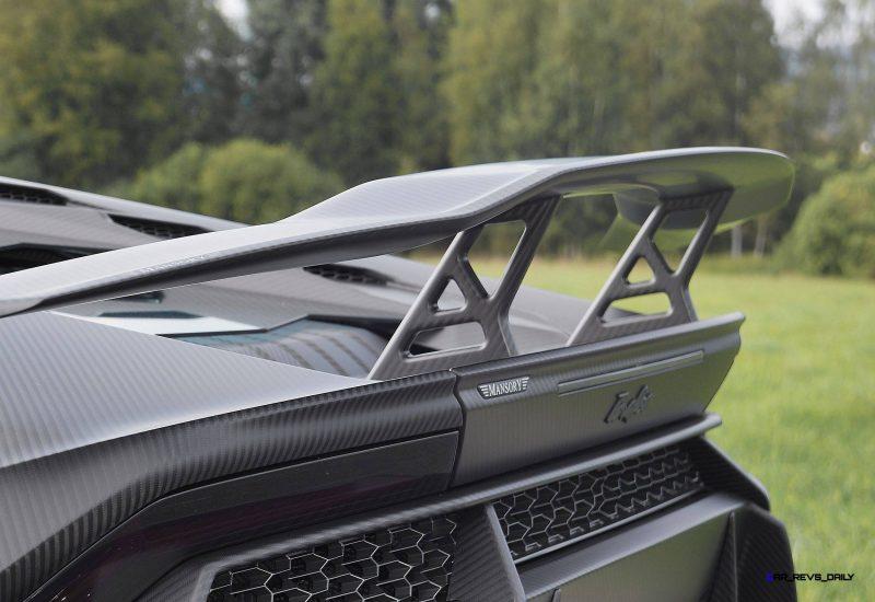 2016 MANSORY Lamborghini Huracan TOROFEO 16