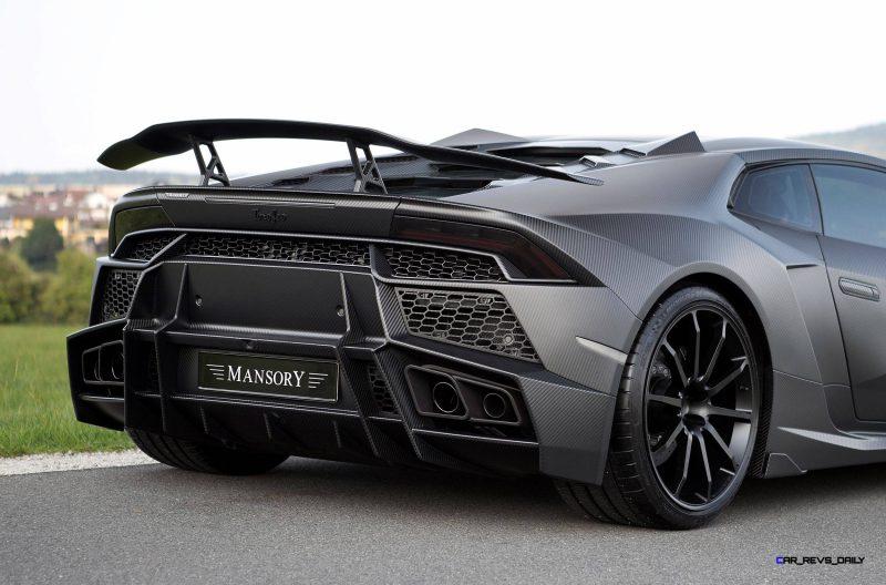 2016 MANSORY Lamborghini Huracan TOROFEO 5