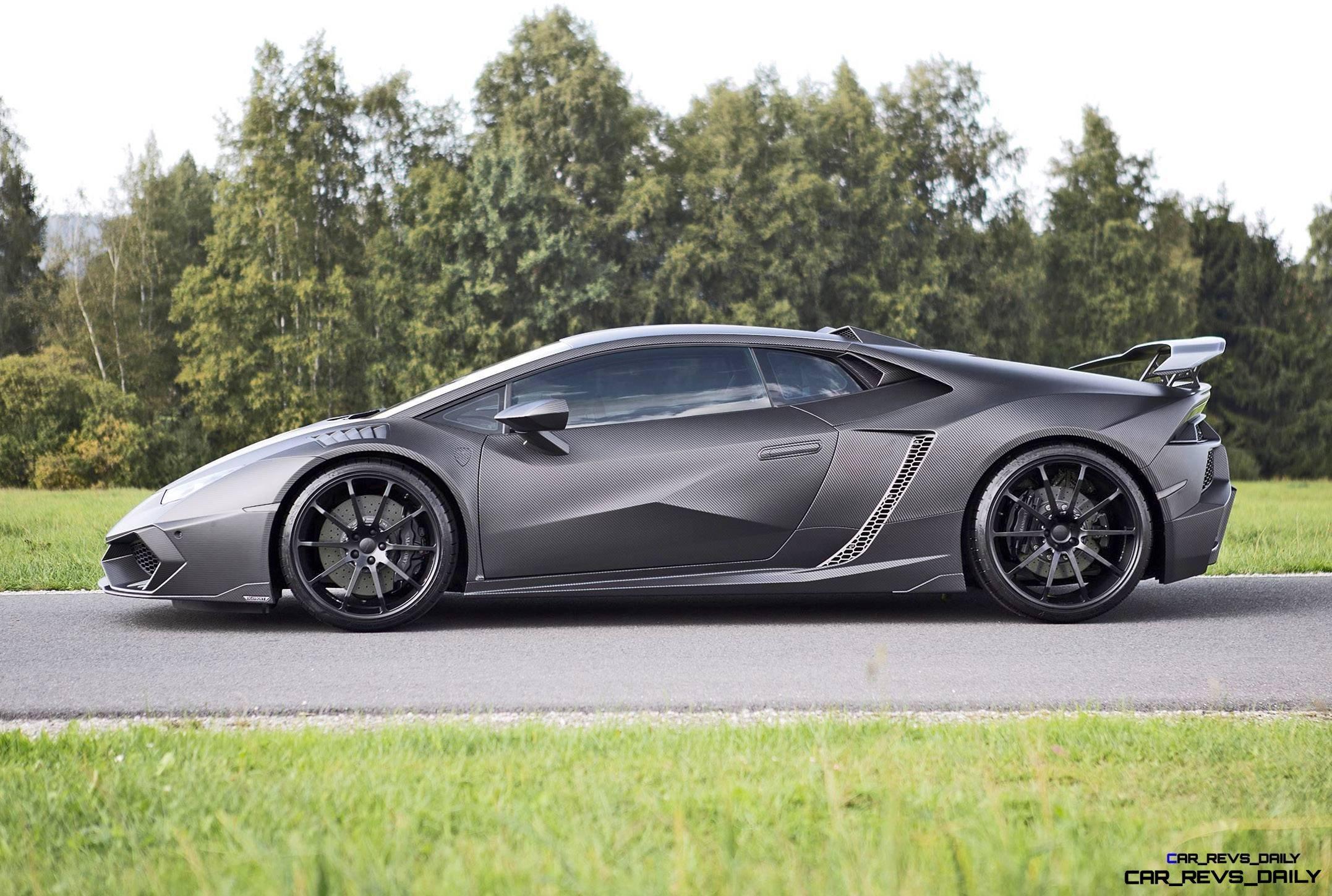 2016 MANSORY Lamborghini Huracan TOROFEO 7
