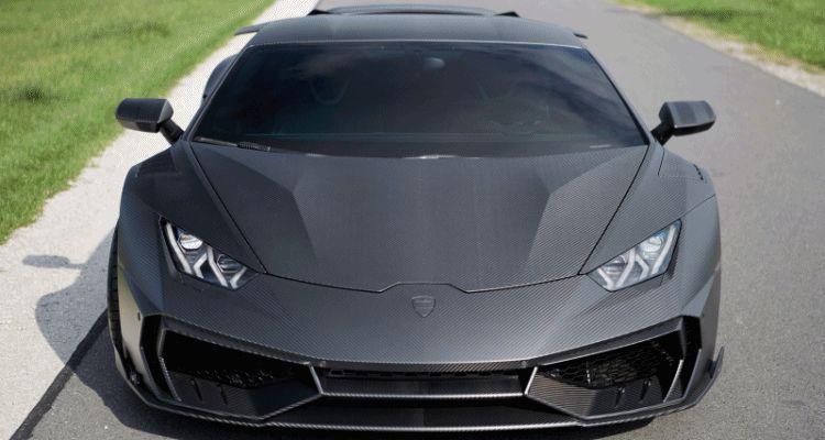 2016 MANSORY Lamborghini Huracan TOROFEO