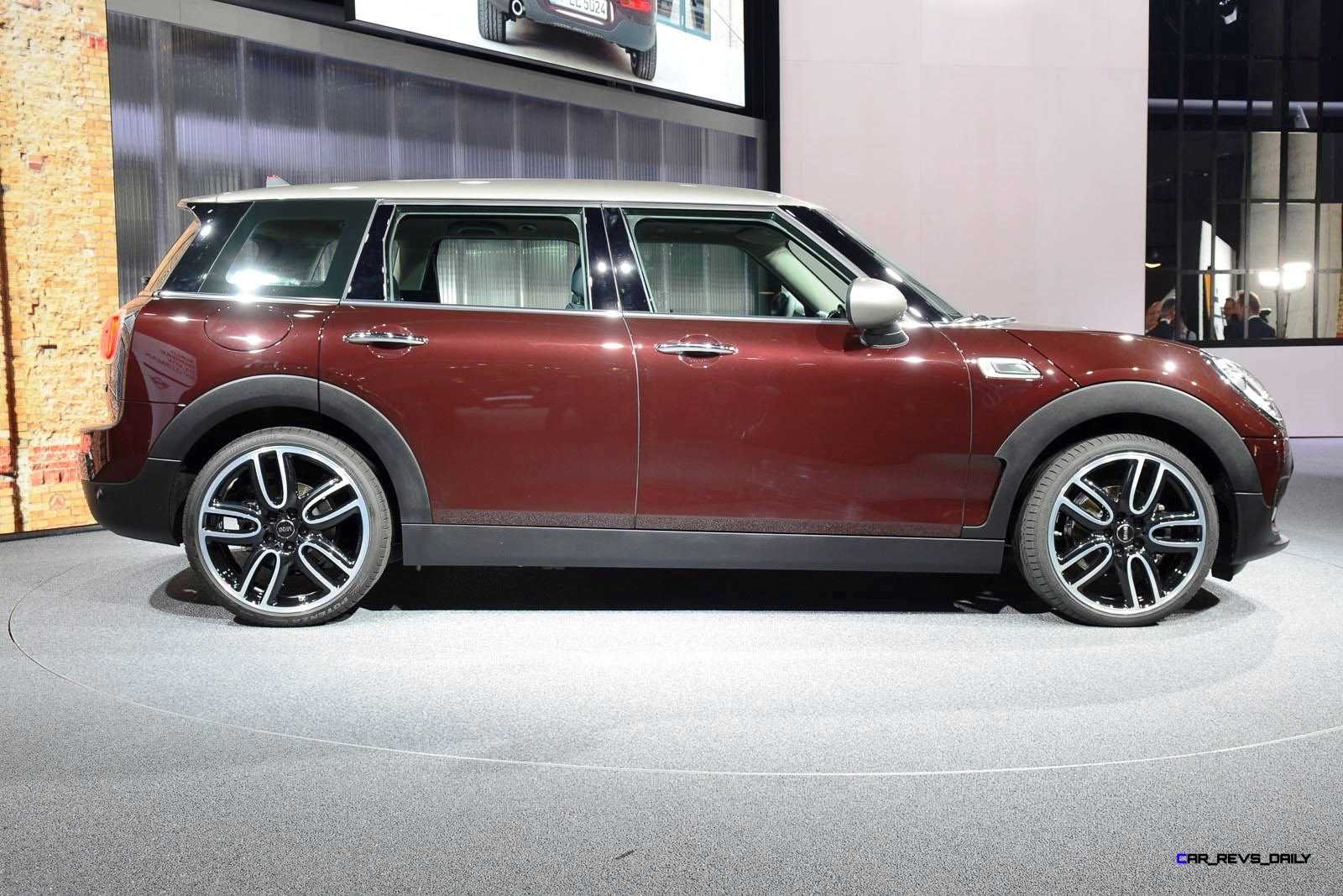 2016 mini clubman. Black Bedroom Furniture Sets. Home Design Ideas