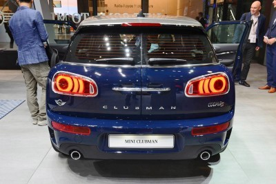MINI Goes HUGE! Just-Revealed 2016 CLUBMAN is Foot Longer, Much Wider than MINI 4-Door Hardtop MINI Goes HUGE! Just-Revealed 2016 CLUBMAN is Foot Longer, Much Wider than MINI 4-Door Hardtop MINI Goes HUGE! Just-Revealed 2016 CLUBMAN is Foot Longer, Much Wider than MINI 4-Door Hardtop MINI Goes HUGE! Just-Revealed 2016 CLUBMAN is Foot Longer, Much Wider than MINI 4-Door Hardtop