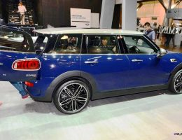 MINI Goes HUGE! Just-Revealed 2016 CLUBMAN is Foot Longer, Much Wider than MINI 4-Door Hardtop