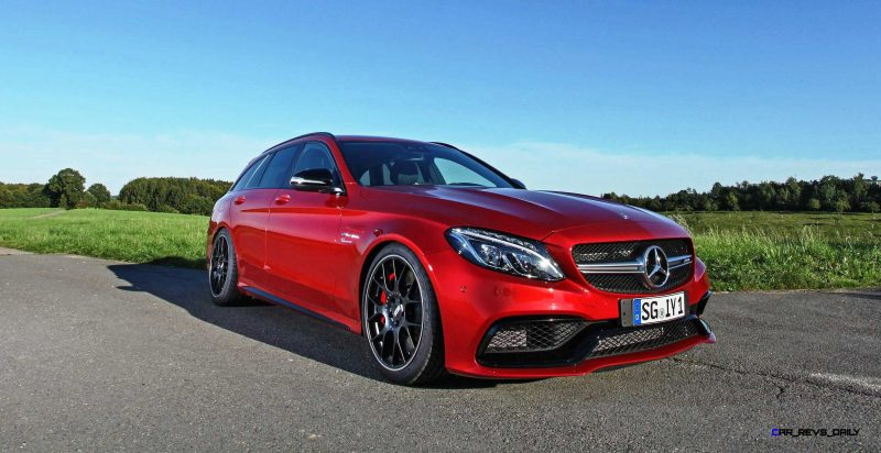2016 Mercedes-AMG C63-S by WIMMER RST 1
