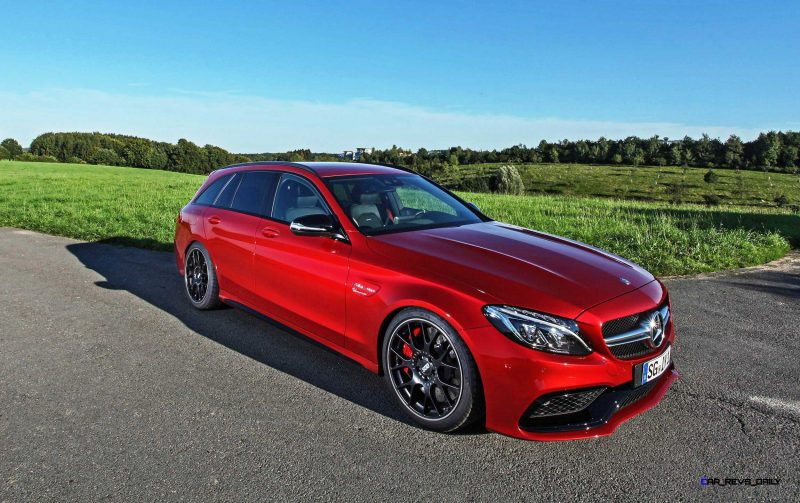 2016 Mercedes-AMG C63-S by WIMMER RST 11