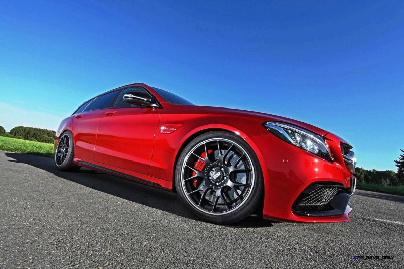 2016 Mercedes-AMG C63-S by WIMMER RST 13