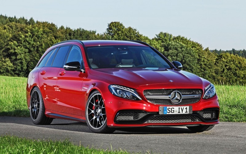 2016 Mercedes-AMG C63-S by WIMMER RST 14