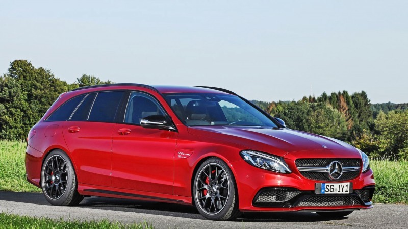 2016 Mercedes-AMG C63-S by WIMMER RST 15