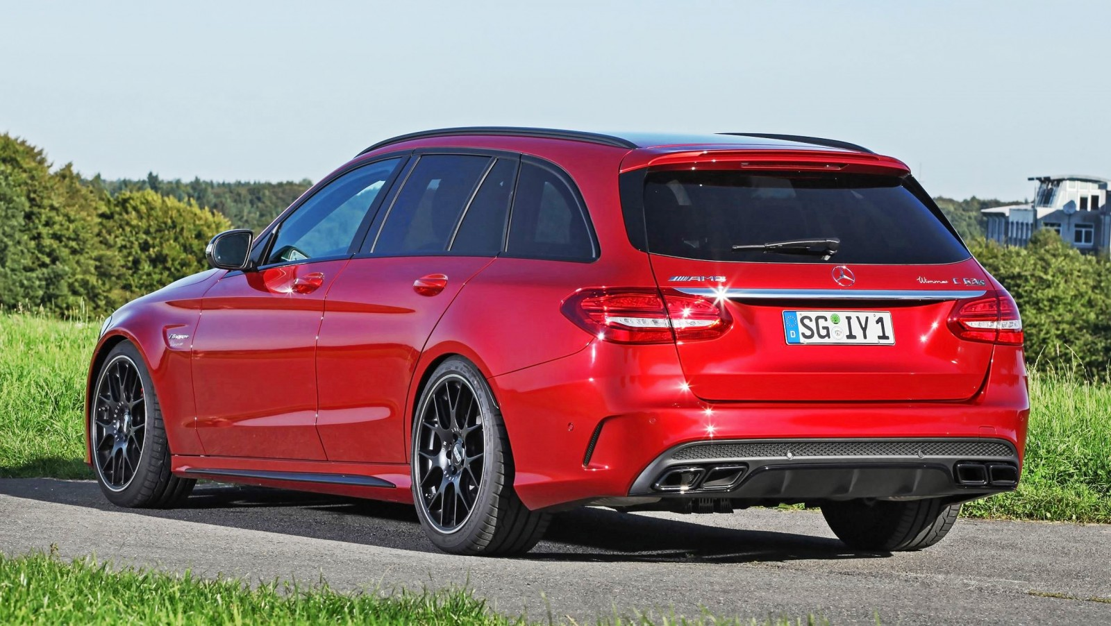 2016 mercedes amg c63 s wimmer. Black Bedroom Furniture Sets. Home Design Ideas