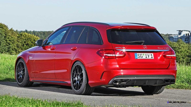 2016 Mercedes-AMG C63-S by WIMMER RST 18