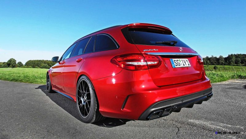 2016 Mercedes-AMG C63-S by WIMMER RST 2