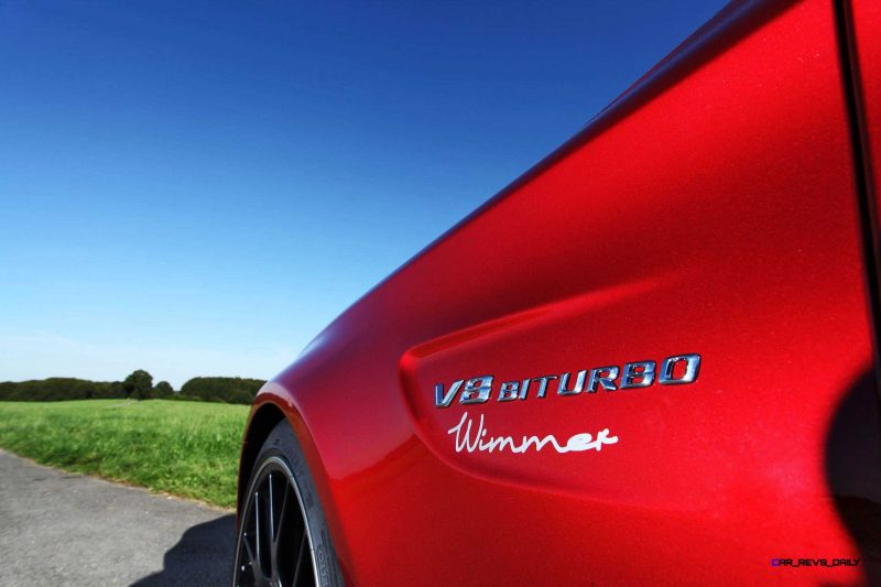 2016 Mercedes-AMG C63-S by WIMMER RST 5