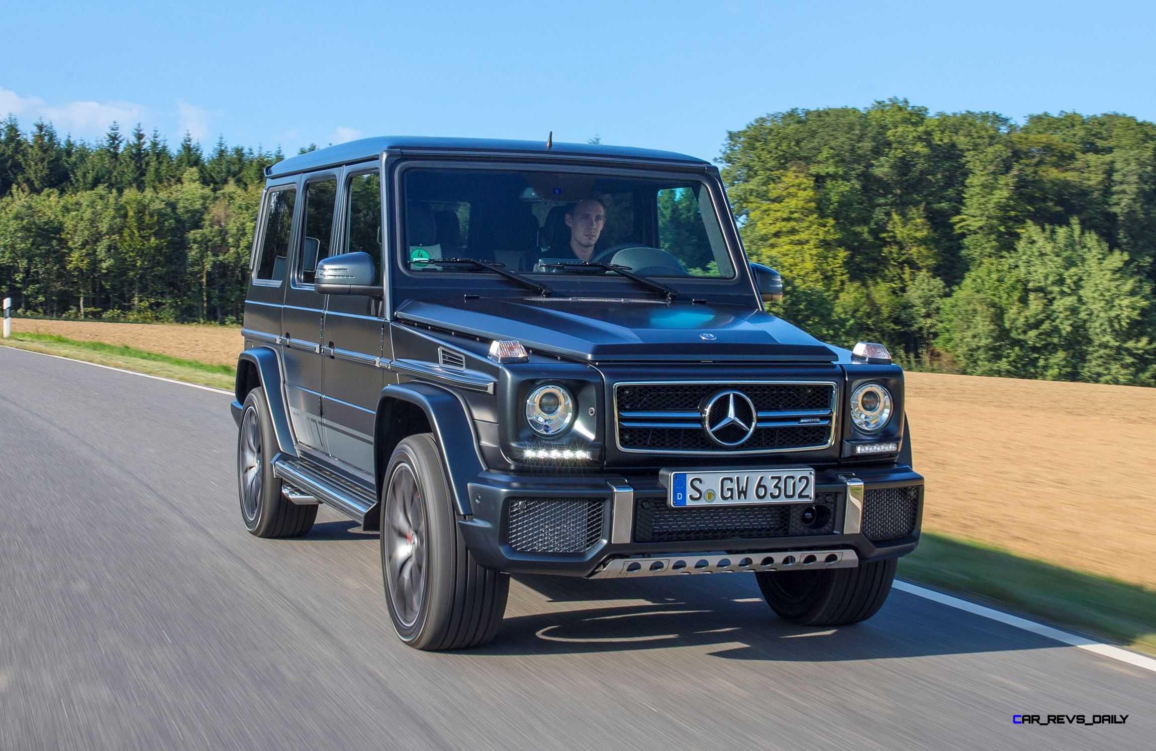 2016 Mercedes Benz G Cl G500 G63 2