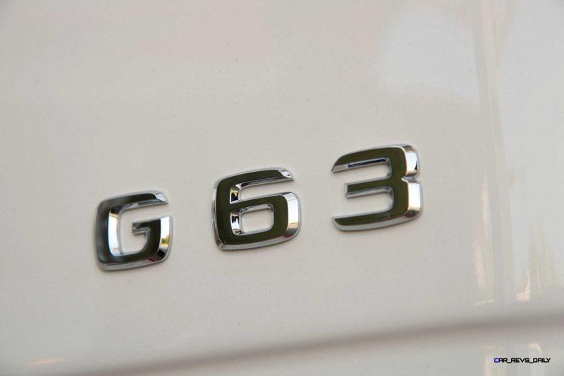 2016 Mercedes-Benz G-Class G500 G63 41