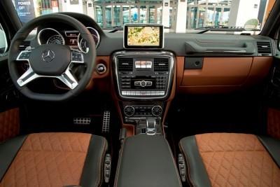 2016 Mercedes-Benz G-Class G500 G63 43