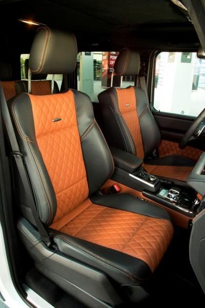 2016 Mercedes-Benz G-Class G500 G63 44