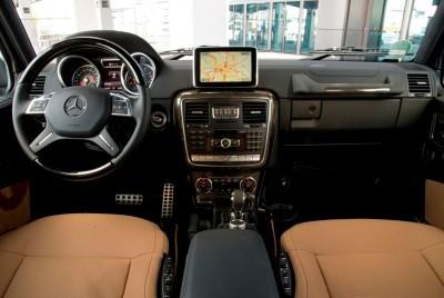 2016 Mercedes-Benz G-Class G500 G63 53