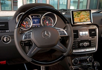 2016 Mercedes-Benz G-Class G500 G63 66