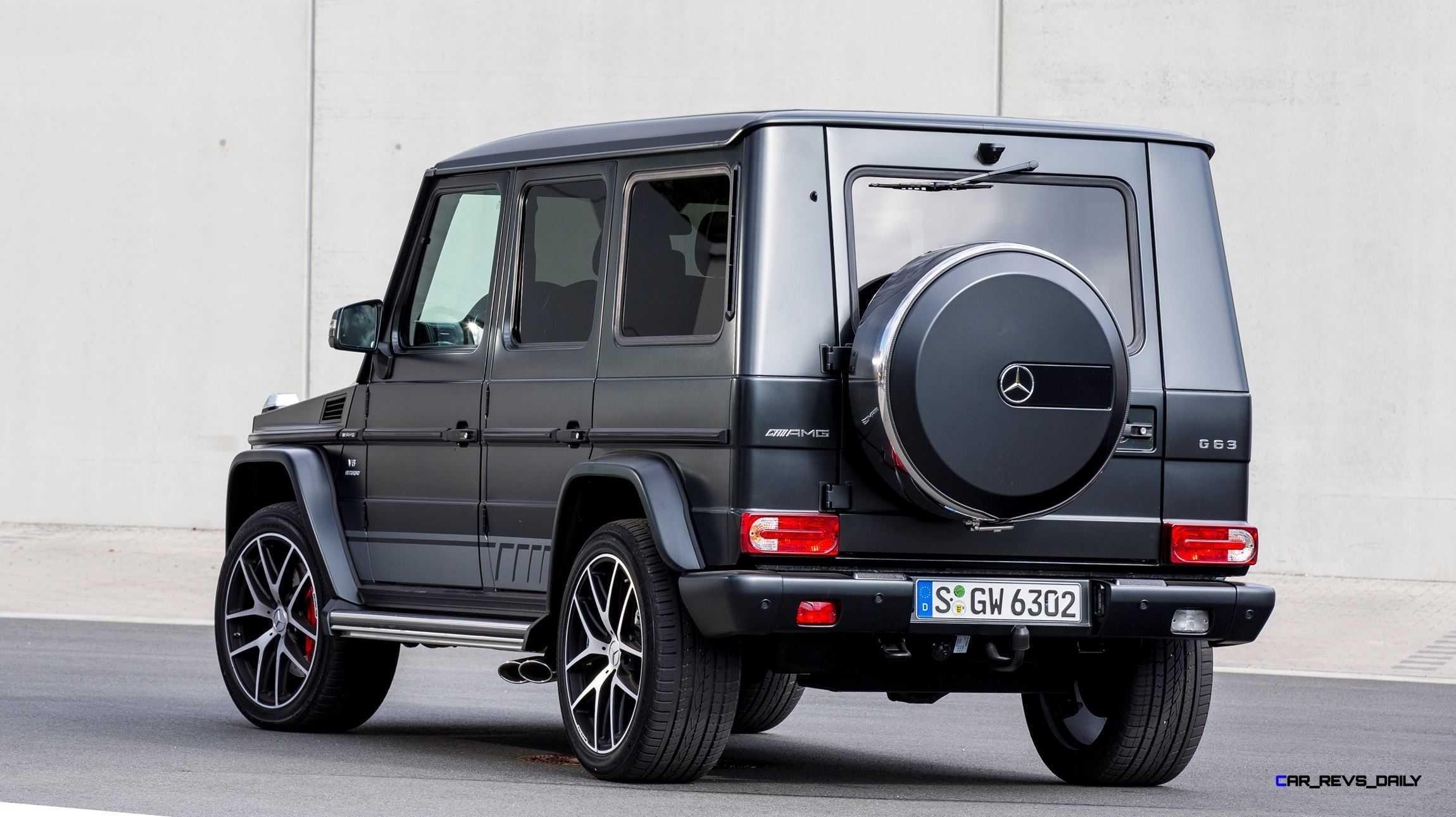 2016 Mercedes Benz G Cl G500 G63 9